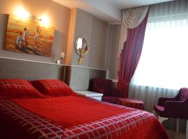 Hotel photo: Cadde Park Hotel