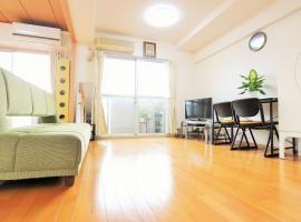 Hotel Photo: Cozy Apartment Izumiotsu