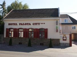 Hotel photo: Hotel Palota City