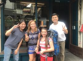 A picture of the hotel: Good'uck boutique Hostel at Silom