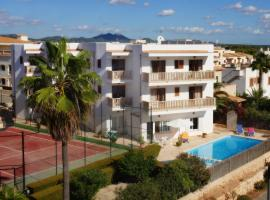 Hotel photo: Cala Figuera Apartments Mar y Sol