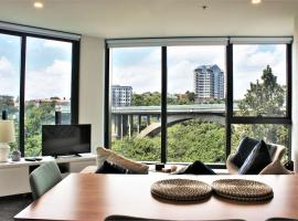 A picture of the hotel: Stunning Panoramic Views Two Bedroom in a Central Location