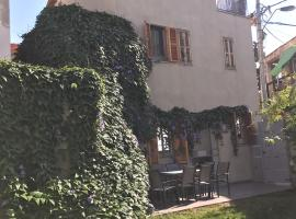 Hotel photo: Garden House Neve Tsedek
