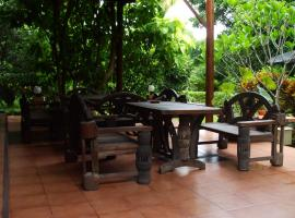 Hotel Photo: Thai-bamboo Guesthouse Resort