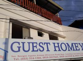 Hotel photo: Guesthouse Homey
