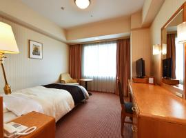 Hotel photo: Crest Hotel Kashiwa