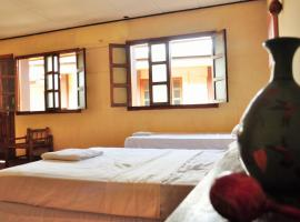 A picture of the hotel: El Jacal