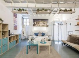Hotel Photo: Blue Apartment Trastevere