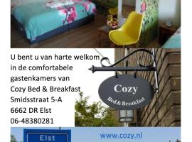 Hotel Photo: Cozy Bed and Breakfast