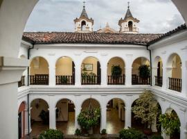 A picture of the hotel: Hotel La Plazuela