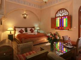 Hotel photo: Riad & Spa Jnane Jdid