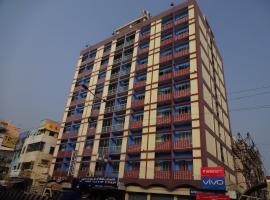 A picture of the hotel: Hotel Blue Star International