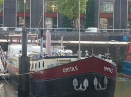 A picture of the hotel: Unitas