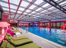 Hotel Photo: Business Hotel Conference Center & Spa