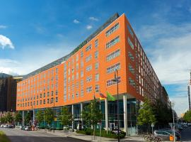 Hotel Photo: Courtyard by Marriott Berlin-Mitte