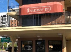 A picture of the hotel: University Inn Downtown Tampa