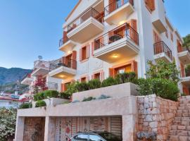 Hotel photo: Begonvil Apart Kaş