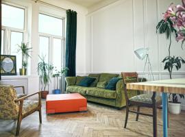 Hotel photo: 120m2 Center of Warsaw Apartment
