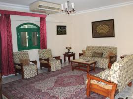 A picture of the hotel: Apartment Close to Cairo Airport