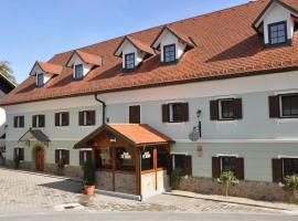 Hotel near Ljubljana airport : Bed & Breakfast Pr'Sknet