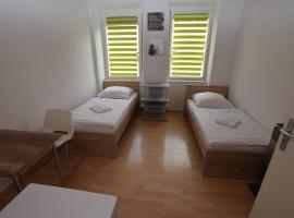 AB Apartment Bad-Cannstatt II