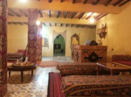Kasbah Sable d'Or Merzouga モロッコ