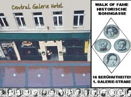 Hotel photo: Central Galerie Hotel Am Beethoven Haus