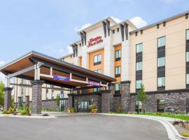Hotel photo: Hampton Inn & Suites Pasco/Tri-Cities, WA