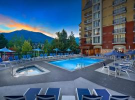 Hotel photo: Hilton Whistler Resort & Spa