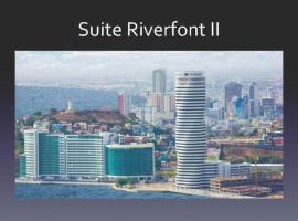 Hotel photo: Suite amoblada en Condominio Riverfront II
