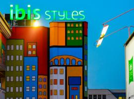 Hotel Photo: ibis Styles Skopje