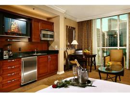 Hotel photo: Studio Suite with Balcony at MGM Signature (No Resort Fee)