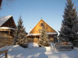A picture of the hotel: Altay Center of Sledding Sport