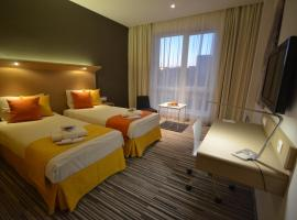 Hotel photo: Park Inn By Radisson Budapest