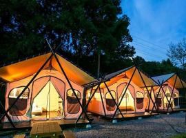Hotel Photo: Bukhan Mountain Glamping