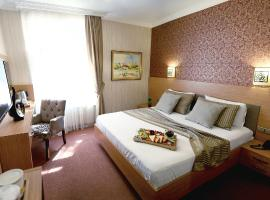 Hotel photo: The Rise Aron Business Hotel Merter