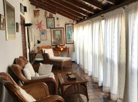 A picture of the hotel: Casa longa