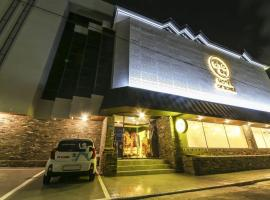 A picture of the hotel: Hotel Yeogieoutae Pohang