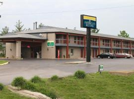 Hotel Photo: America's Best Inn & Suites Eureka