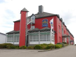 Hotel Photo: Best Western Euro Hotel Gonderange