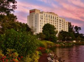 Hotel photo: Gaithersburg Marriott Washingtonian Center