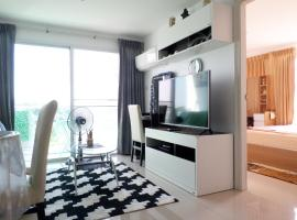 Hotel Photo: 1-Bedroom in Bang Saray Beach Resort Condo