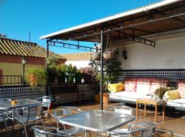 Triana Backpackers Séville Espagne