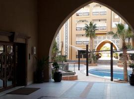 A picture of the hotel: Appartement Résidence Folla
