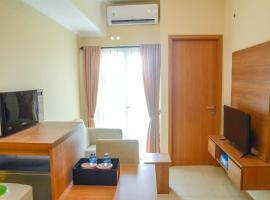 A picture of the hotel: 2BR Tangerang Apartment At Victoria Square By Travelio