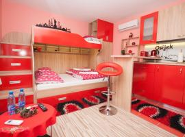 A picture of the hotel: Design Apartments Red Blue