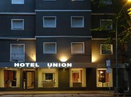A picture of the hotel: Hotel Union