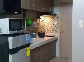 A picture of the hotel: affordable condo unit fully furnished