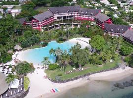 Hotel Photo: Tahiti Ia Ora Beach Resort - Managed by Sofitel