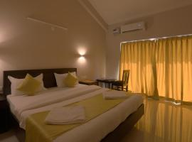 Hotel Photo: Anjuna Beach Resort